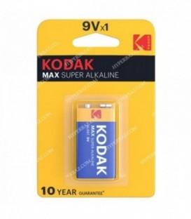 باتری Alkaline MAX سایز kodak 9V1