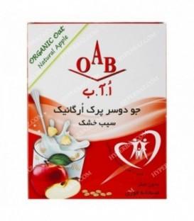 جو دوسر پرک ارگانیک و سیب خشک 200 گرمی OAB