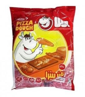 نان پیتزا 470 گرمی ویلا