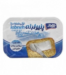 پنیر لبنه ترکی 350 گرمی کم چرب هراز