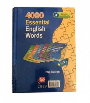 4000 واژه ضروری زبان انگلیسی