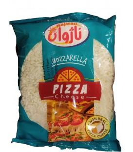 پنیر پیتزا 500 گرمی موزارلا ناژوان