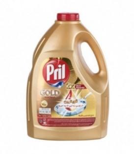مایع طرفشویی 3750 گرمی طلایی پریل
