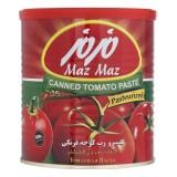 رب گوجه فرنگی آسان باز شو 800 گرمی مزمز