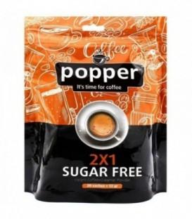 پودر قهوه فوری 240 گرمی 1*2 بدون شکر پوپر