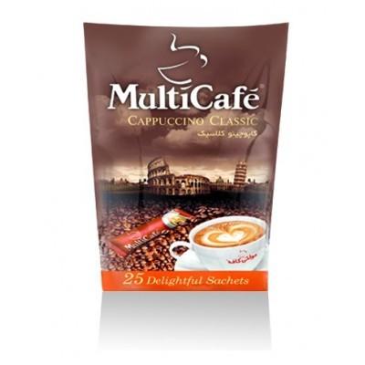 کاپوچينو 25 عددی MultiCafe