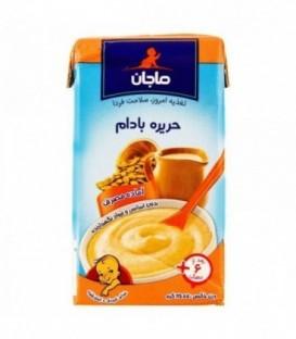 غذای کودک حریره بادام 135 گرمی ماجان