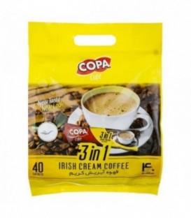 قهوه آیریش کریم 40 عددی کوپا
