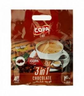 قهوه شکلاتی 40 عددی کوپا