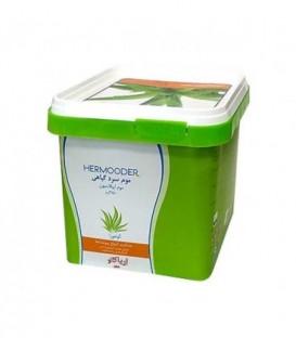 موم مناسب انواع پوستها بدون جعبه 750 میلی لیتری هرمودر