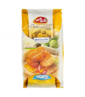 ناگت مرغ و پنیر 70 درصد 250 گرمی شام شام