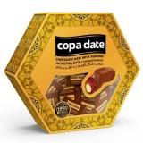 شکلات خرما کاکائويي با مغز بادام کوپا