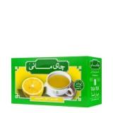 چای تی بگ سبز 20 عددی با طعم لیمو مانی