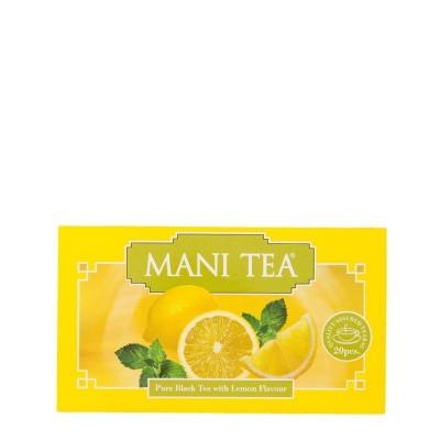 چاي تي بگ 20 عددي ليمو ماني
