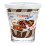 شکلات صبحانه 110 گرمی دو رنگ فرمند