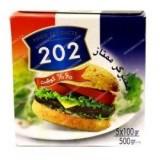 همبرگر ممتاز 60 درصد گوشت 500 گرمی 202