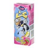 شیر توت فرنگی 200cc میهن