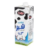 شیر ساده پر چرب 1 لیتری میهن