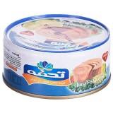 کنسرو ماهی هوور با روغن کانولا 170 گرمی با درب ساده تحفه