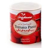 رب گوجه فرنگی 800 گرم آسان بازشو سمیه