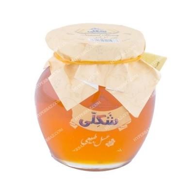 عسل 140 گرمی کوزه اي شکلي