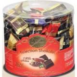 شکلات سلکشن 400 گرمی pvc آی سودا