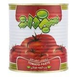 رب گوجه فرنگی 800 گرمی سبز دانه