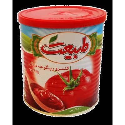 رب گوجه فرنگي 820 گرمي طبيعت