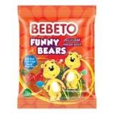 پاستيل خرس 80 گرمی ببتو Bebeto