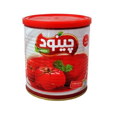 رب گوجه فرنگي 800 گرمي چينود
