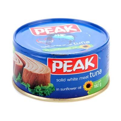 پک تن ماهی پیک (4 عددی) Peak