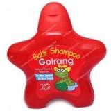 شامپو بچه ستاره ای 210 گرمی قرمز گلرنگ