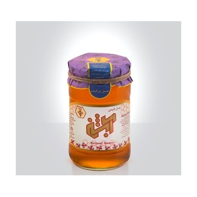 عسل باریجه 950 گرمی تک گل آبشن