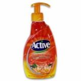 مایع دستشویی 450 گرمی نارنجی اکتیو