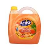 مایع دستشویی 3500 گرمی نارنجی اکتیو
