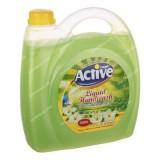 مایع دستشویی 3500 گرمی سبز اکتیو