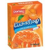 پودر ژله پرتقال 100 گرمی درنا