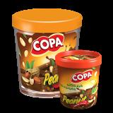 شکلات صبحانه بادام زميني 250 گرمی کوپا