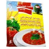 سوپ جو گوجه فرنگی آماده 65 گرمی آماده لذیذ