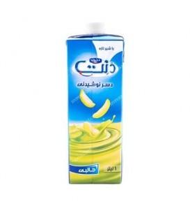 نوشیدنی شیر طالبی 1 لیتری دنت