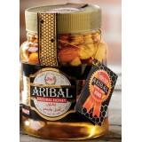 عسل معجون 380 گرمي آريبال