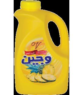 شربت آناناس 1350 گرمی وجين