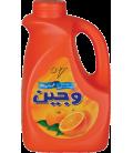 شربت پرتقال 1350 گرمی وجين