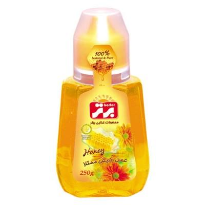 عسل ممتاز 250 گرمی پمپی برتر