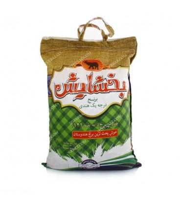 برنج هندی ممتاز دانه بلند 10 کیلویی بخشایش