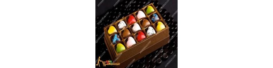 شکلات تافی آبنبات