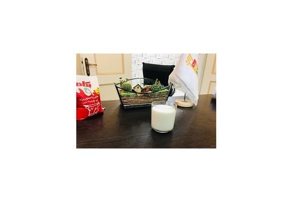 بررسی تخصصی شیر پاستوریزه پگاه